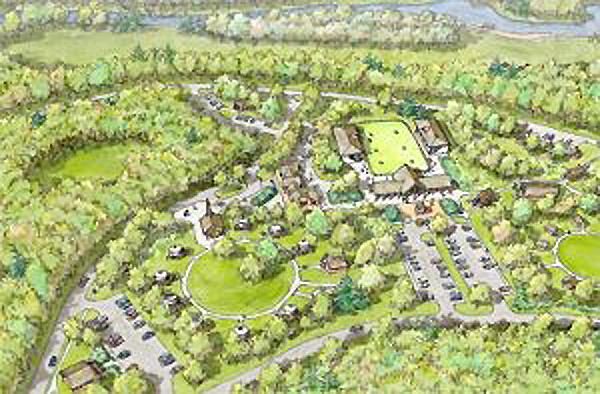 Frontier Town - Adirondack Gateway Vision