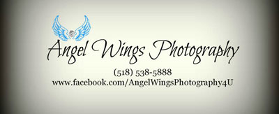 Angel Wings Photography logo