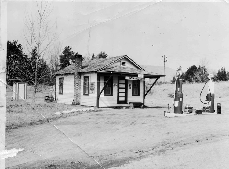 Indian Ridge Tea Room, c. 1930