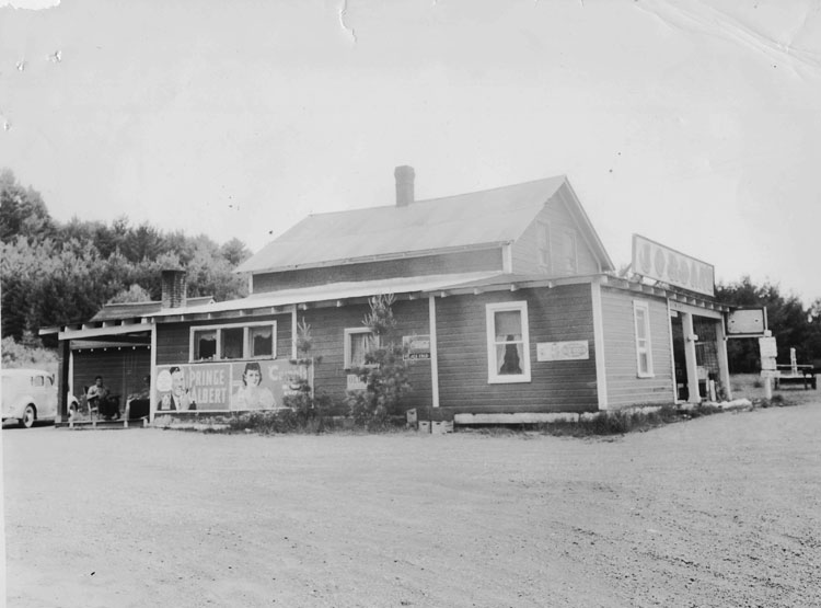 Jordan's Roadhouse, 1937-1944