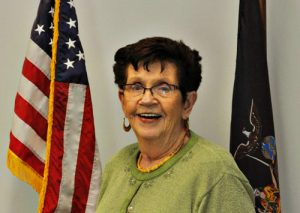Sarah Vinskus - North Hudson Town Clerk