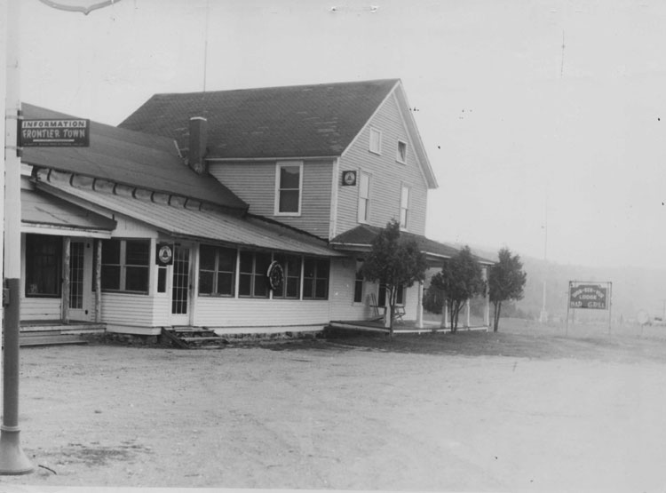 Won-Der-View Lodge - 1952